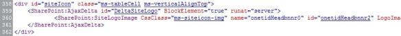 Remove Site Logo Link SPsimplesitelink