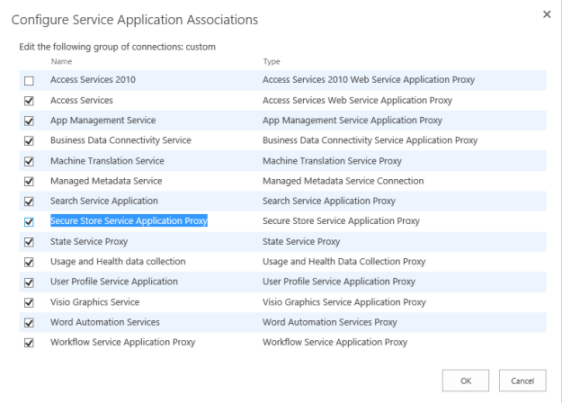 service-application-association-sharepoint-2016
