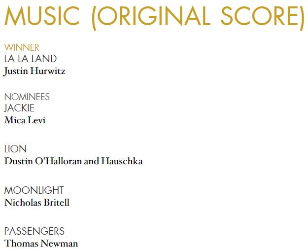 music-original-score