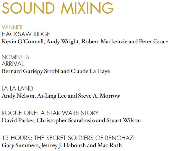 sound-mixing